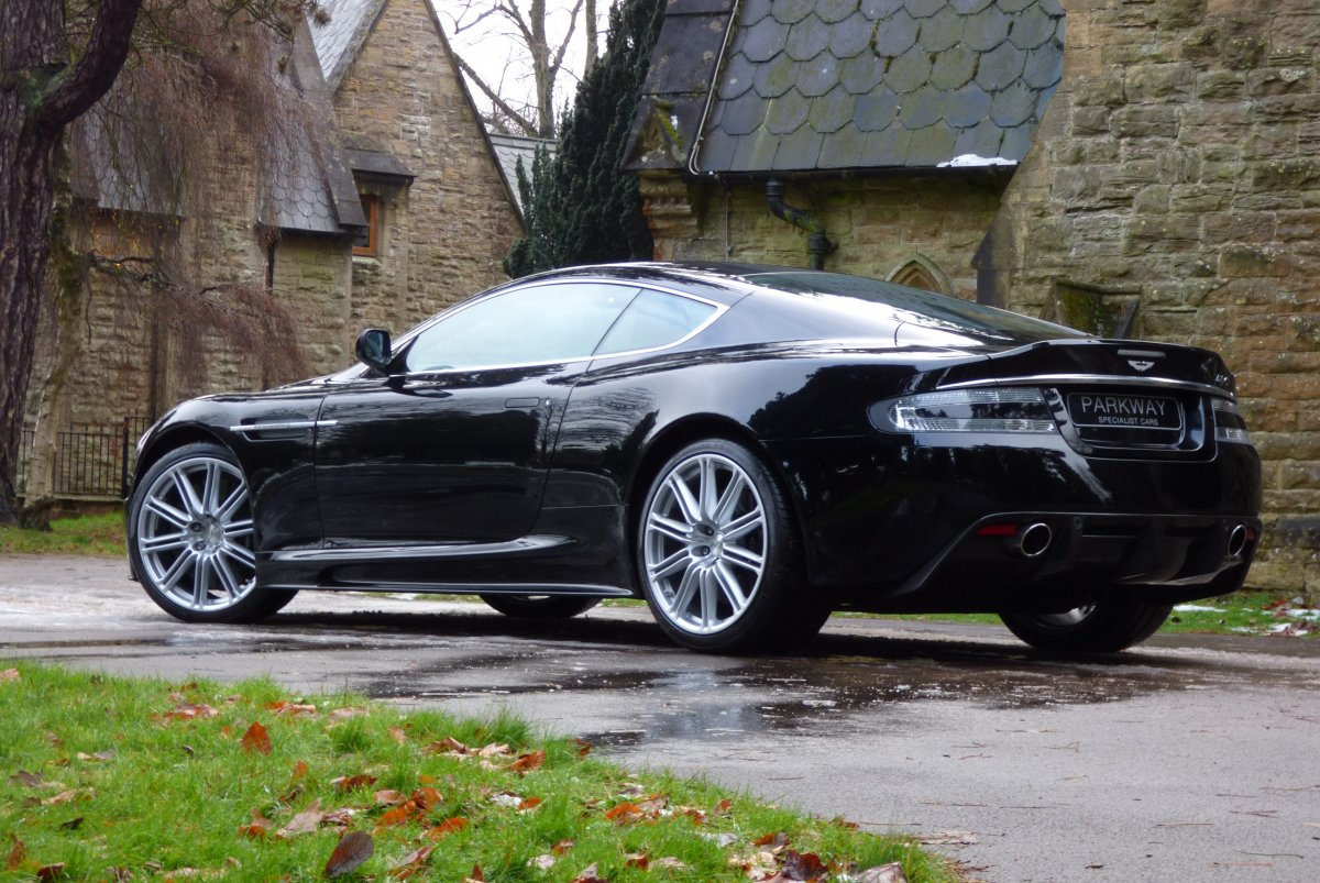 Aston Martin Dbs V12 Coupe 2 0 Manual