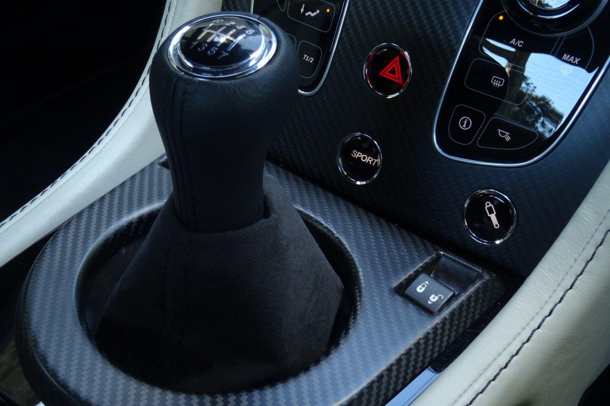 Aston Martin Q V12 Vantage S Manual Amr