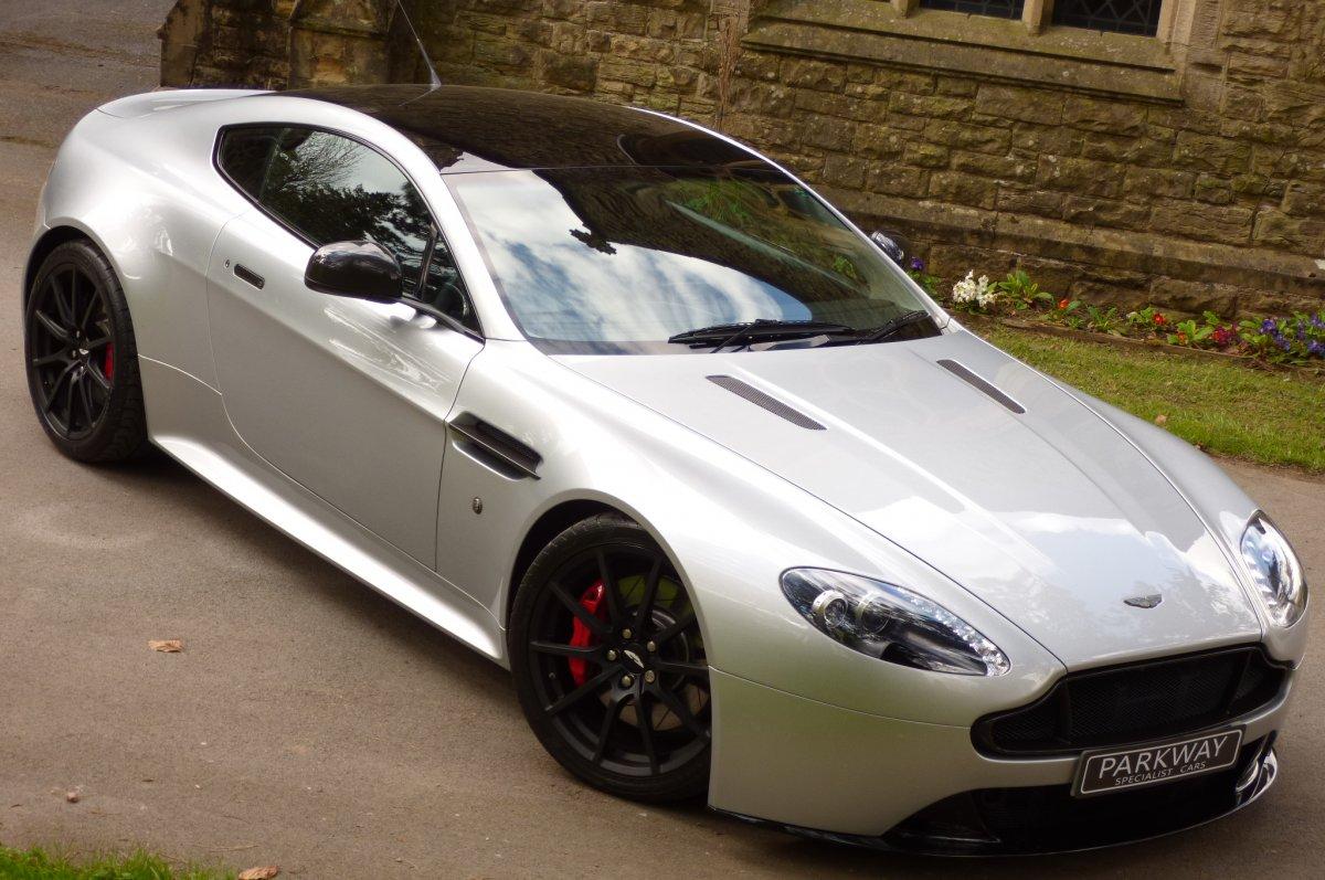 Aston Martin Vantage 4 3 V8 V12 S Enhanced