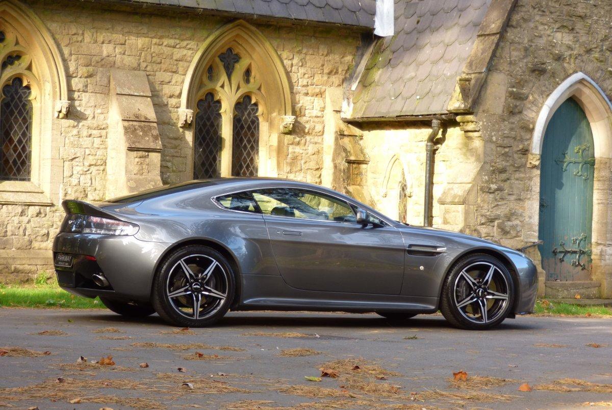 Aston Martin Vantage 4 7 V8 S Coupe