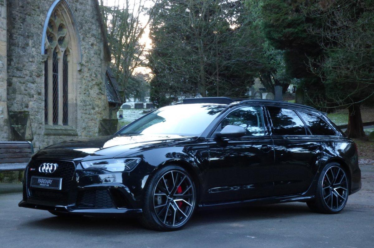 Audi Rs6 Avant 4 0t V8 Performance 605ps