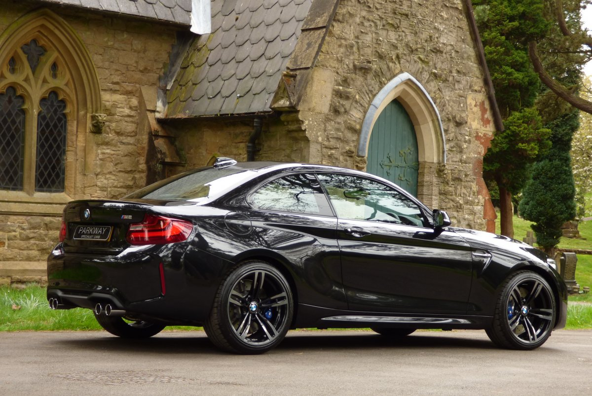 BMW M2 COUPE MANUAL (PERFECT EXAMPLE)