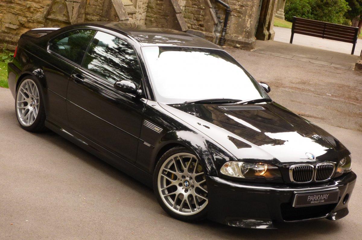 Bmw M3 E46 3 2 Csl Coupe Smg Perfect