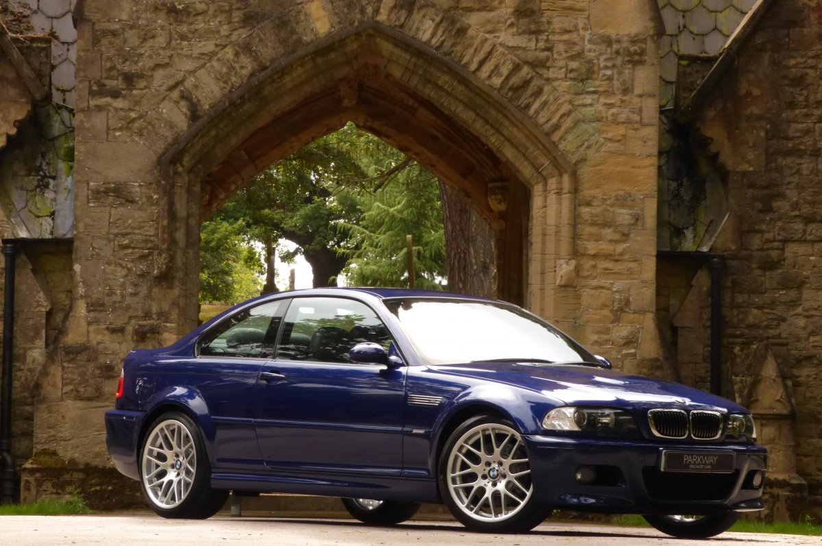 BMW M3 E46 3 2 CS SMG COUPE (Lovely Example) -