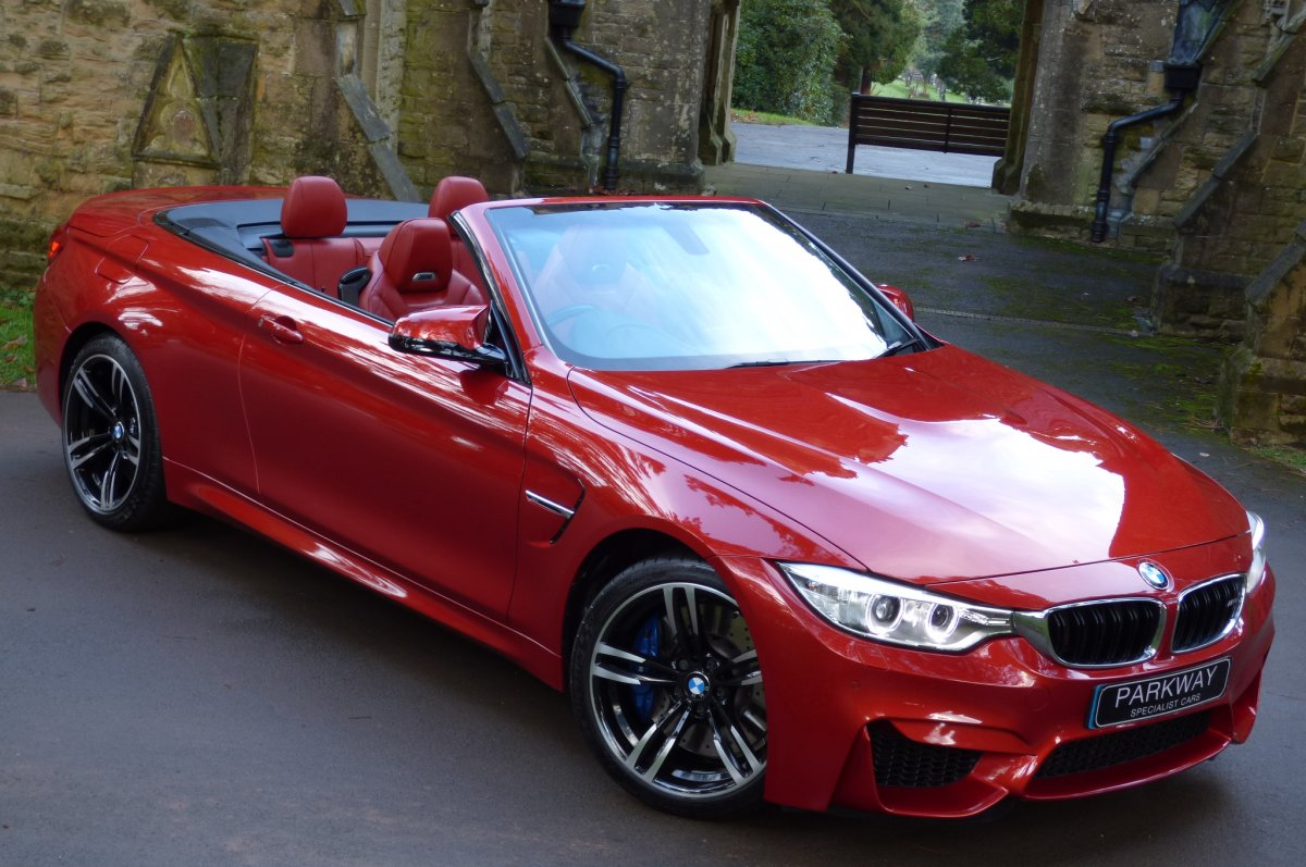 Bmw M4 F83 3 0 Manual Convertible