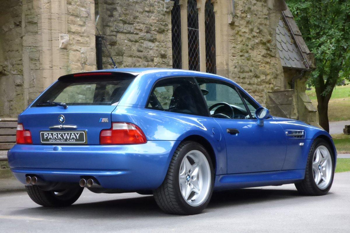 Bmw Z3m 3 2 Coupe Fbmwsh