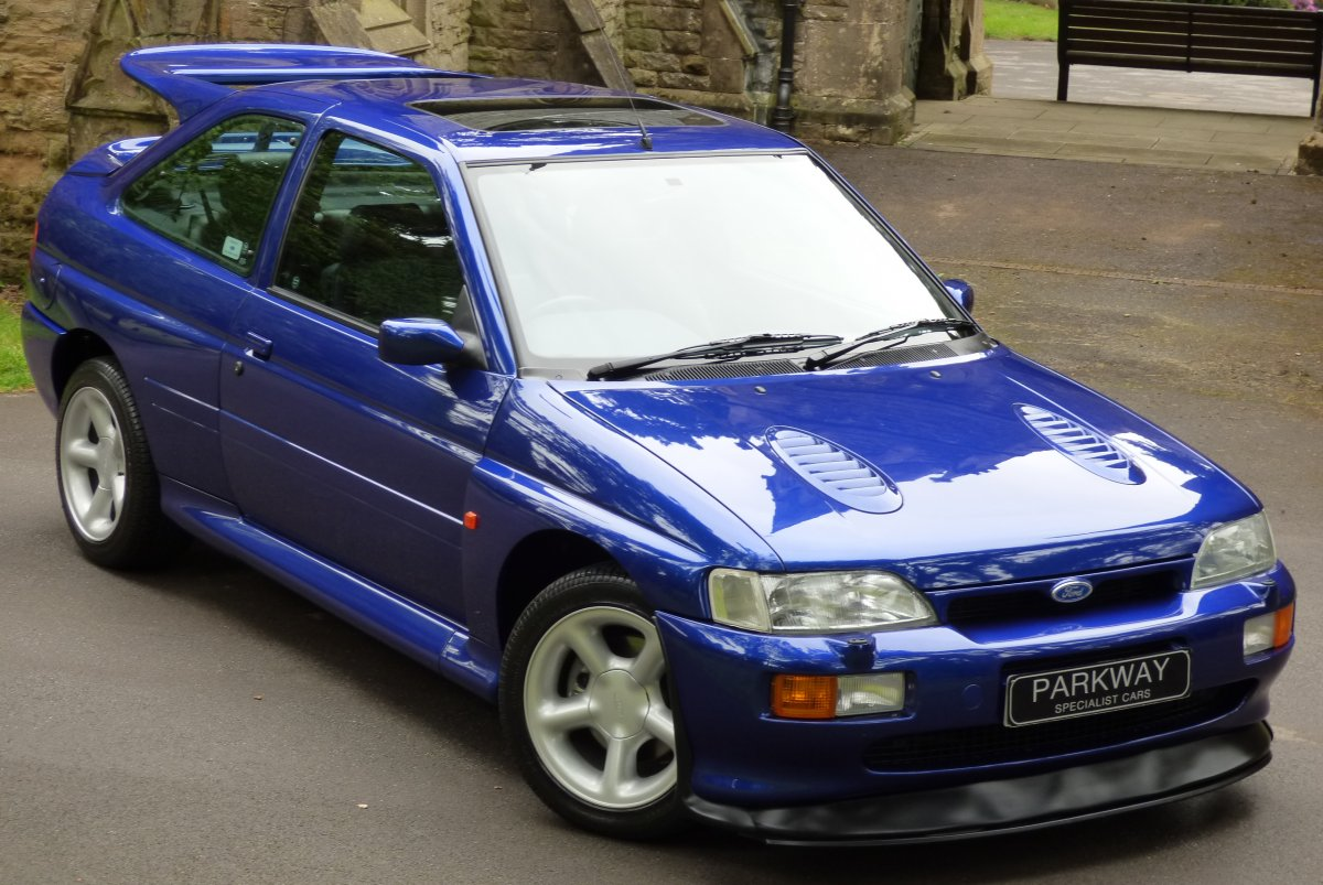 FORD ESCORT 2.0 COSWORTH LUXURY -
