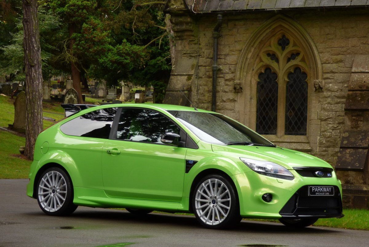 FORD FOCUS 2.5 RS MK2 (Total Ford History)