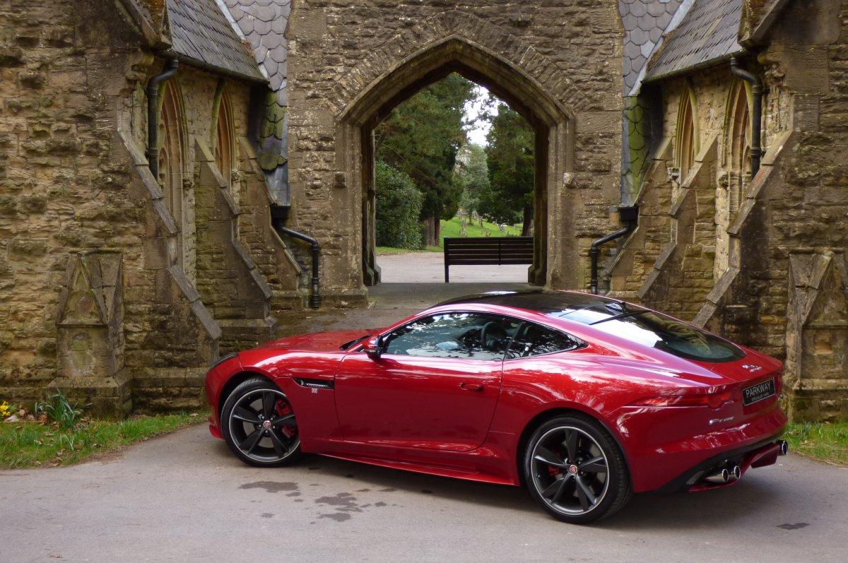 Jaguar F Type 5 0 V8 R S C Awd Coupe