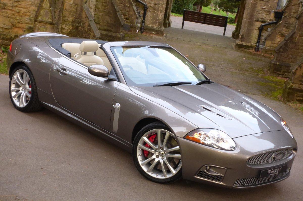 Jaguar Xkr 4 2 V8 Convertible S C X150
