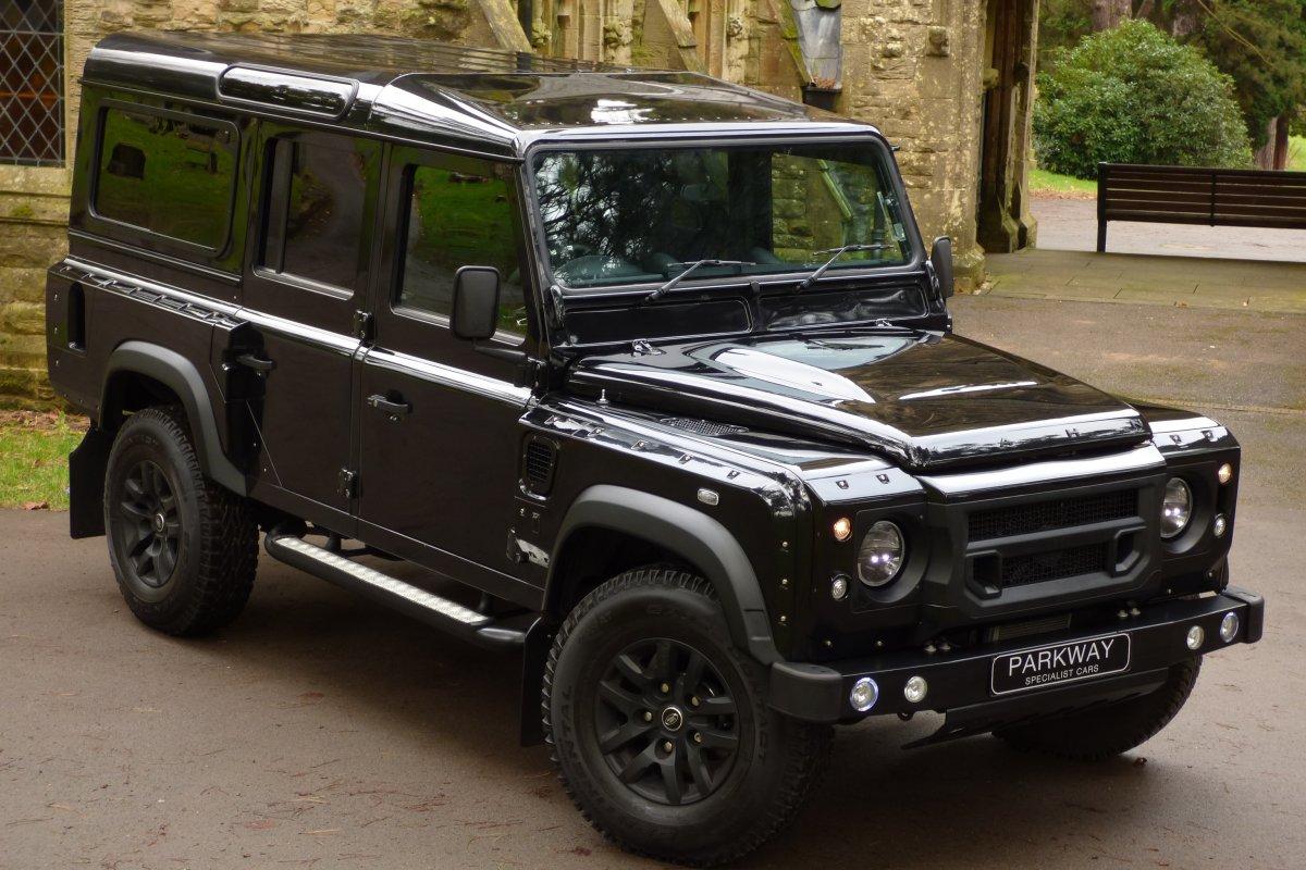 Land Rover -