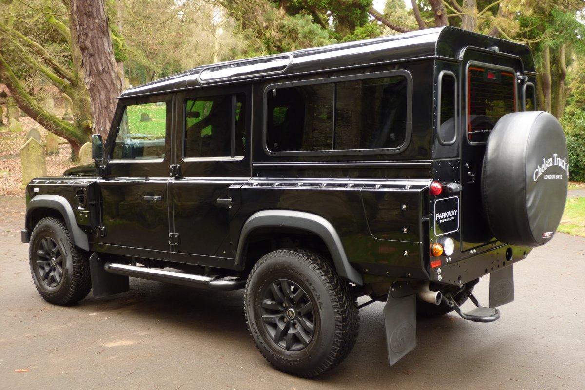 Parkway Auto Sales >> Land Rover