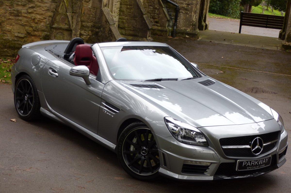 Mercedes Benz Slk55 Amg V8 R172 Convertible