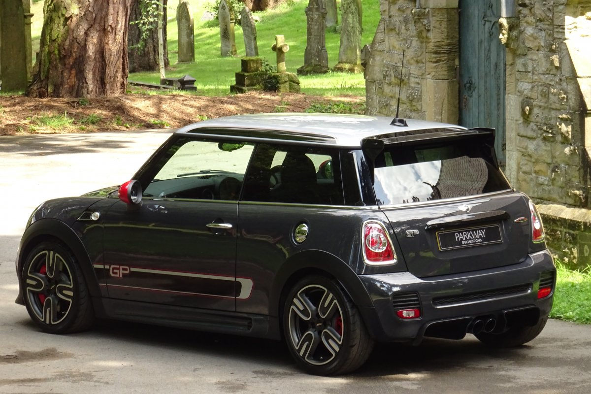 Mini Cooper Jcw 1 6 Gp 2dr