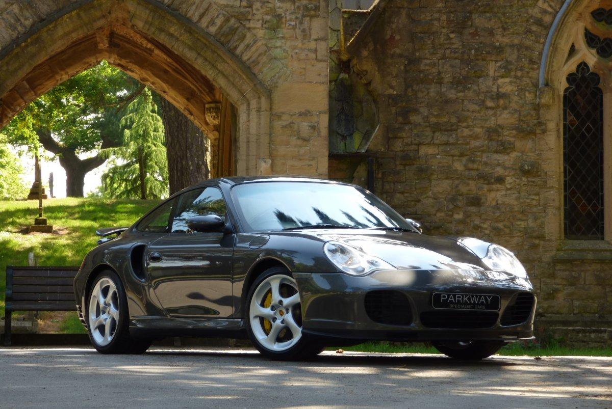 Porsche 996 Turbo S Coupe Rare