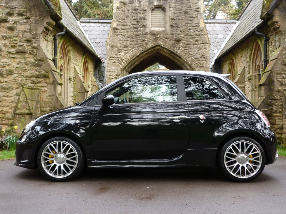 Abarth Parkway