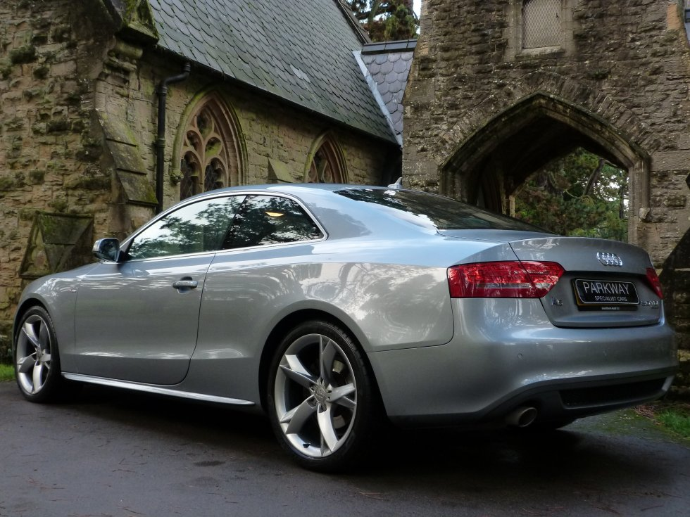Audi parkway - Audi a5 coupe 3 0 tdi quattro s line special edition ...