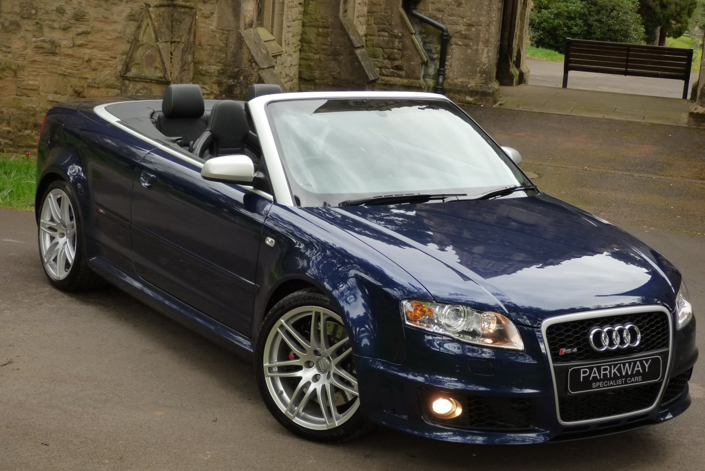 Audi Rs4 Convertible For Sale