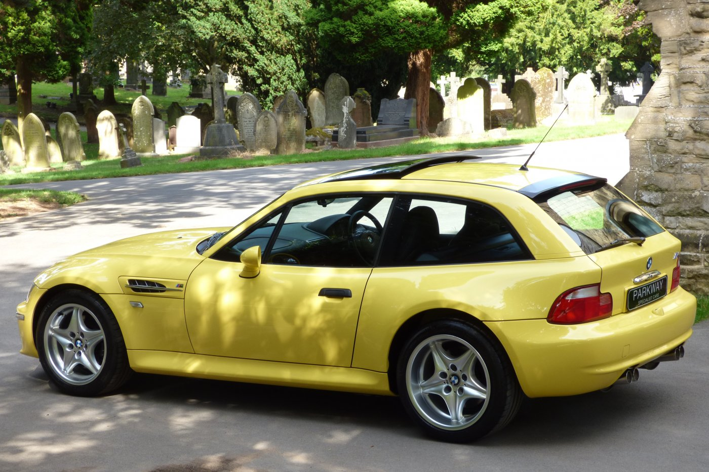 Bmw Z3m Coupe For Sale Uk Bmw Used 1999 Bmw M Coupe Z3m
