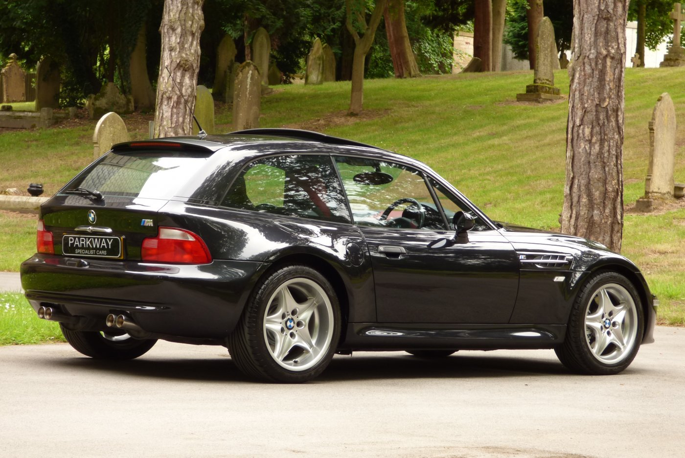 Bmw Z3m 3 2 S50 Coupe Stunning Low Mileage