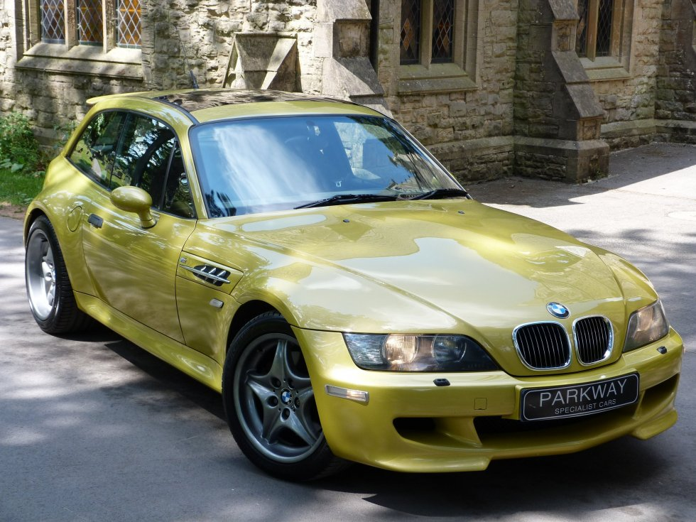 Bmw Z3m Coupe Parkway