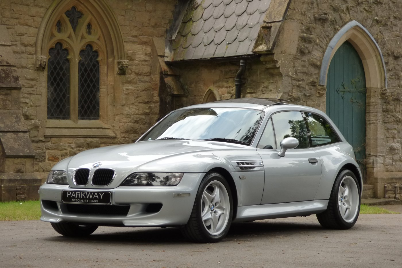 Bmw Z3m 3 2 Coupe S50 Engine Perfection