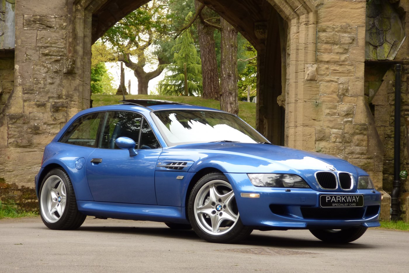 Bmw Z3m 3 2 Coupe S50 Very Desirable