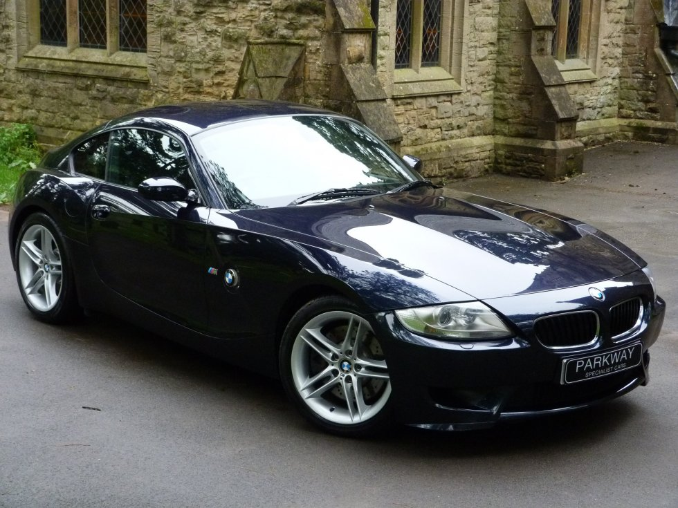 Bmw Z4m Coupe Parkway