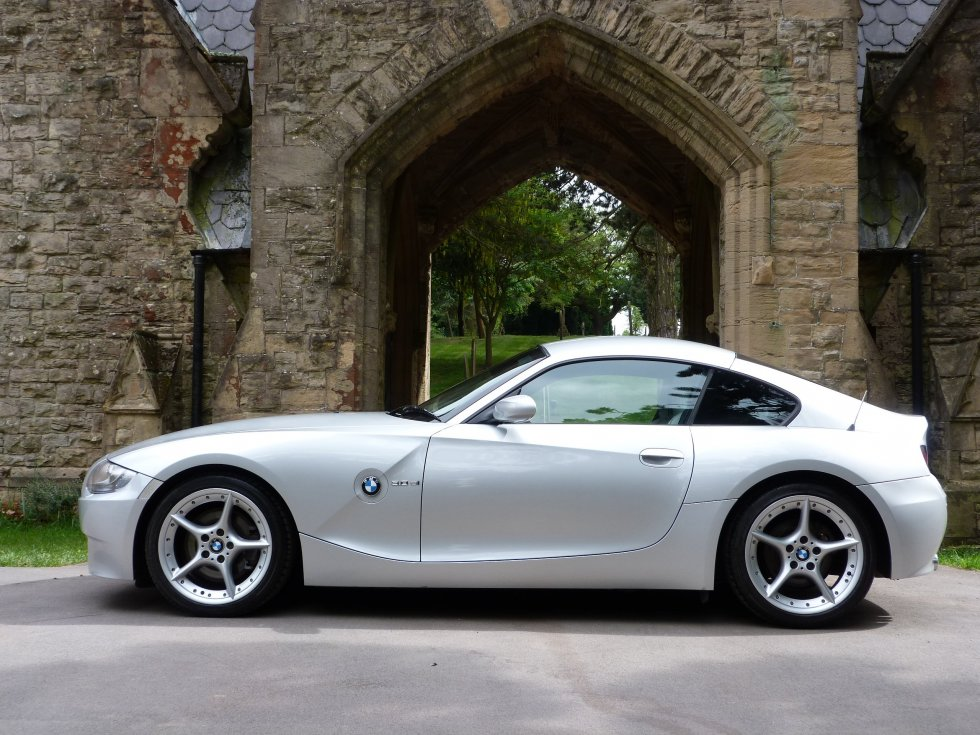 Bmw Z4 3 0 Si Sport Coupe Parkway