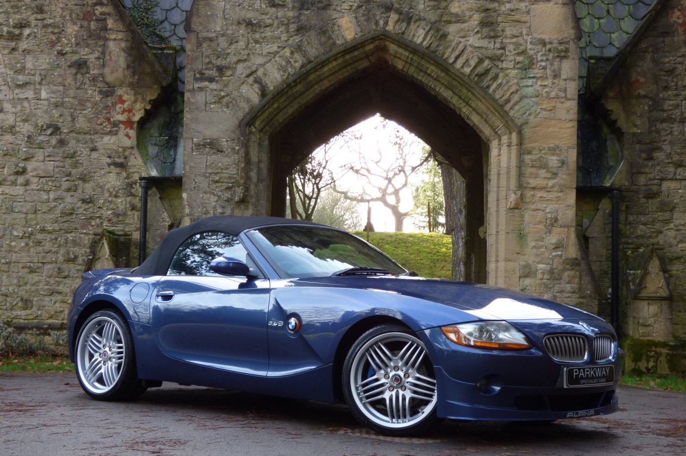 Bmw Z4 Alpina S Roadster 3 3 Lux Pack