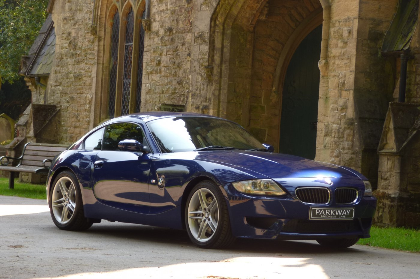 Bmw Z4m 3 2 S54 Straight Six Coupe