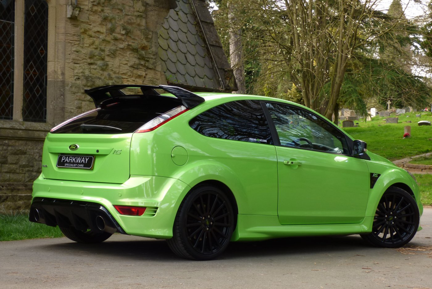 ford focus rs lux mk2 for sale. Black Bedroom Furniture Sets. Home Design Ideas