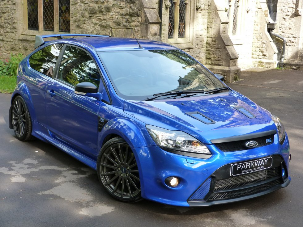FORD FOCUS RS - Parkway