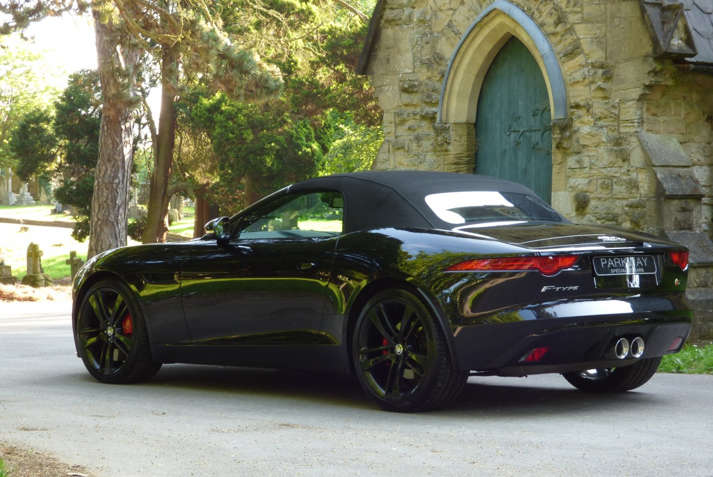 jaguar f type 3 0 s v6 convertible. Black Bedroom Furniture Sets. Home Design Ideas