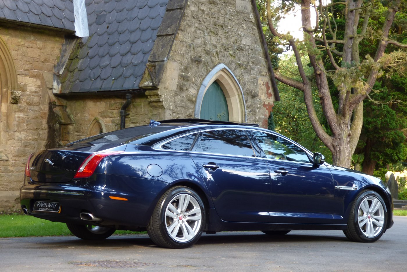 Jaguar Xj 3 0 D V6 Premium Luxury Lwb