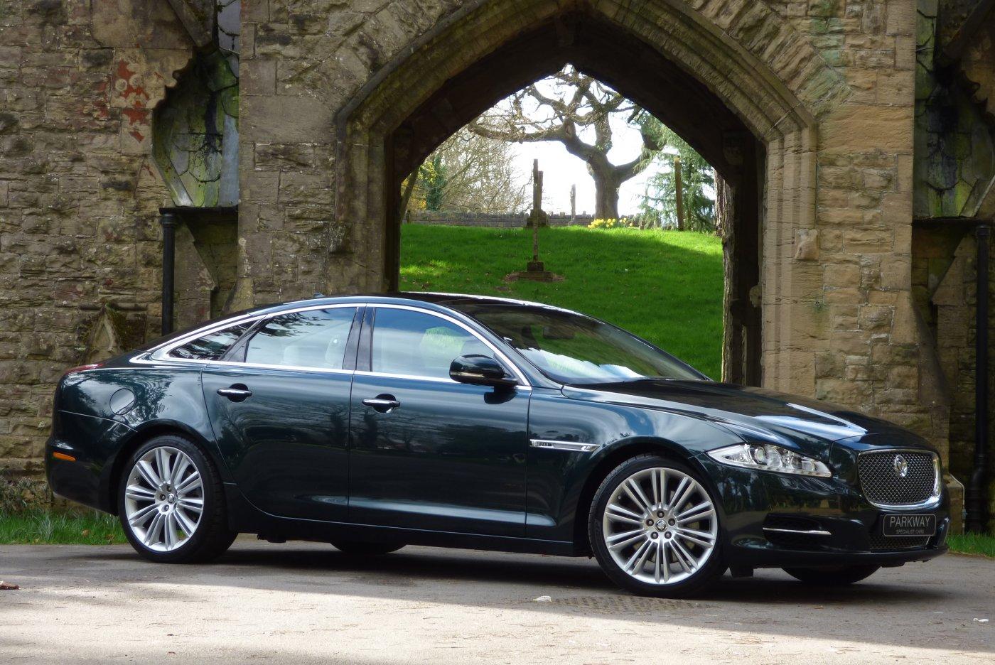 swb s gkm bhp luxury saloon jaguar ss vehicles g td xj automatic diesel