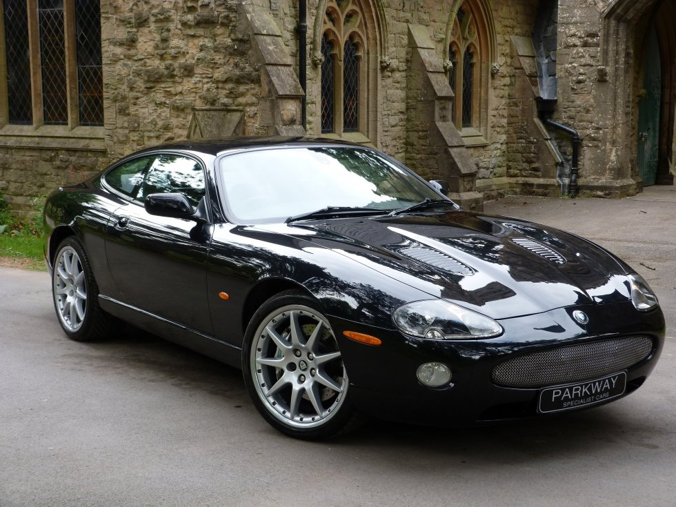 jaguar xkr supercharged 2dr auto parkway. Black Bedroom Furniture Sets. Home Design Ideas