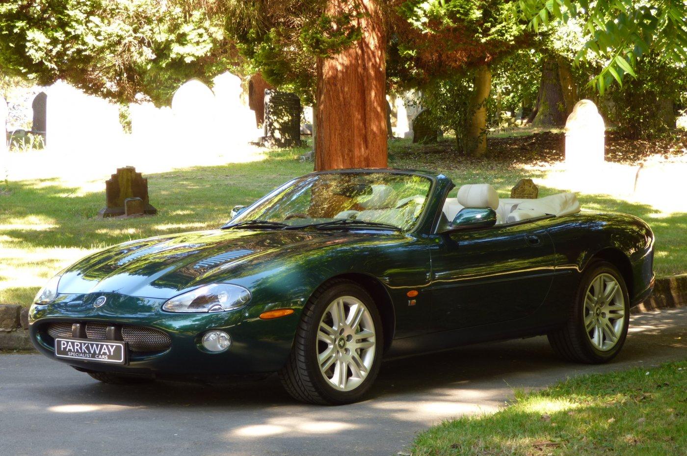 Jaguar Xkr 4 2 Convertible V8 S C