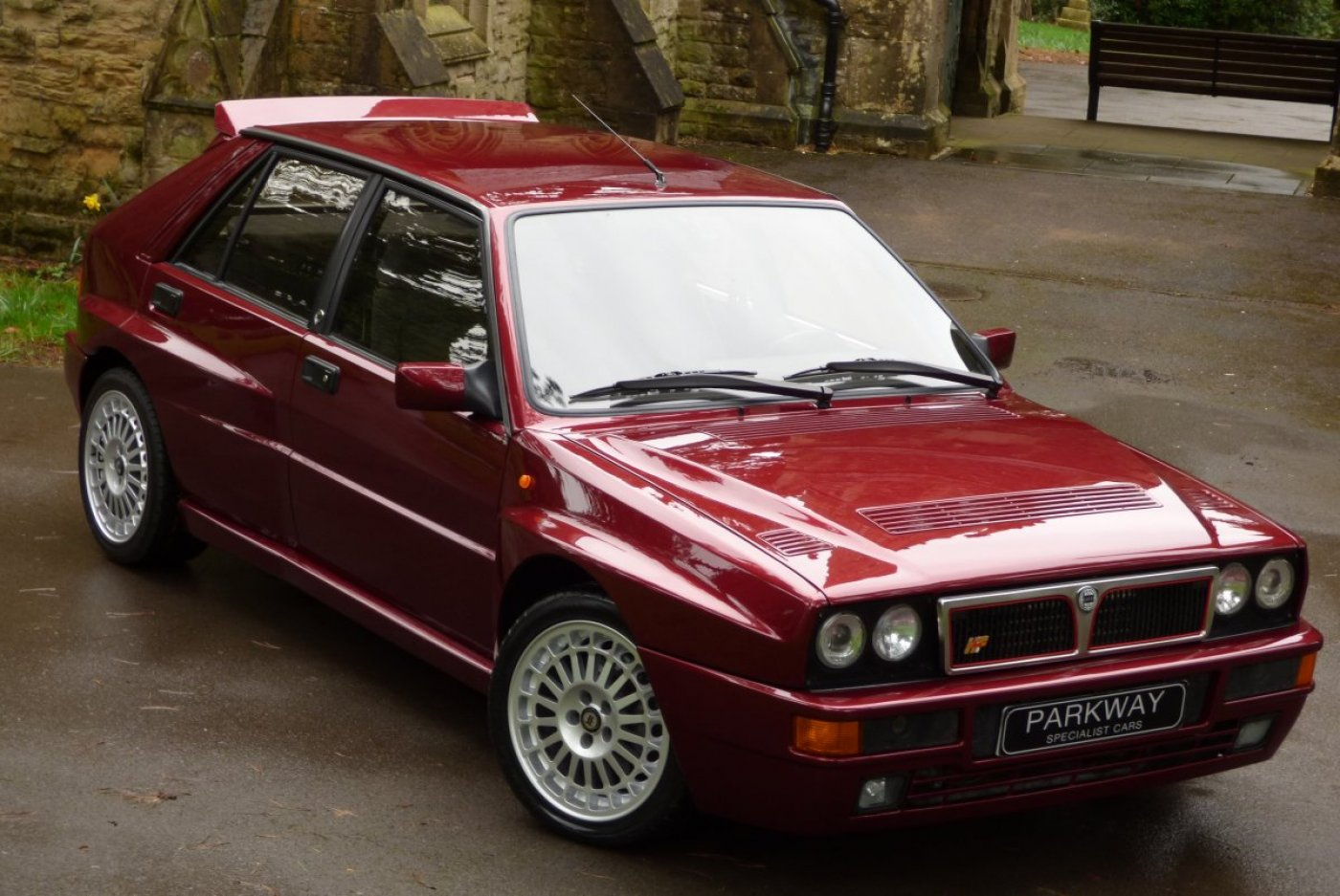 lancia delta integrale evo 1 for sale. Black Bedroom Furniture Sets. Home Design Ideas