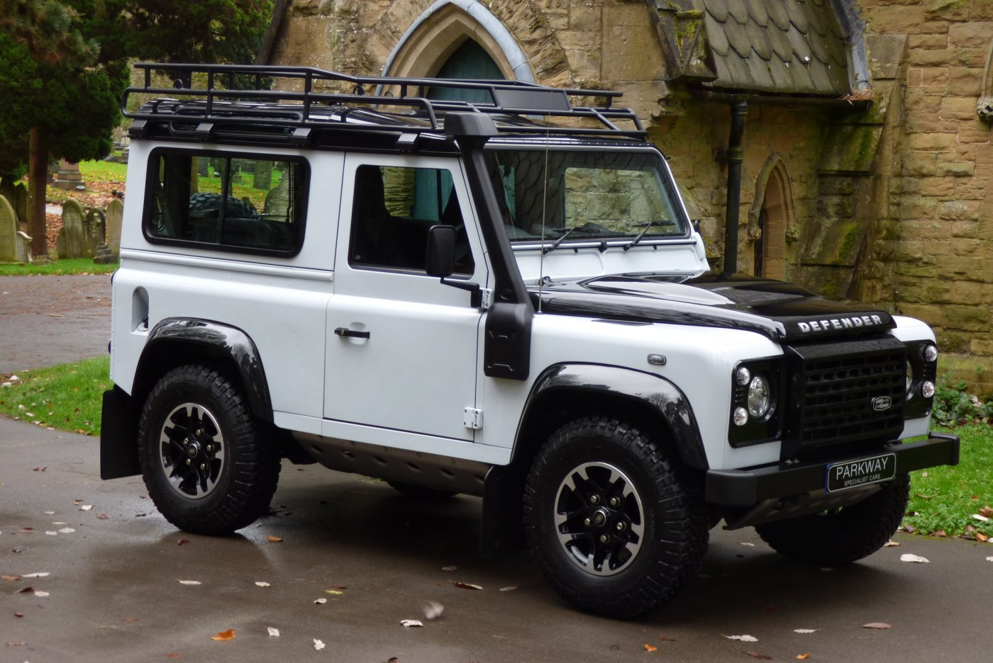 Land Rover Defender 90 Adventure Edition 3dr