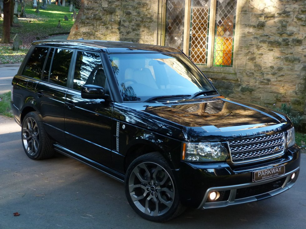 Who Is Range Rover Made From Autos Post