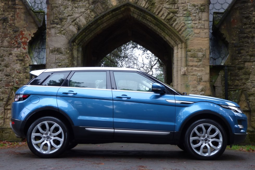 Range Rover Evoque 2014 Specifications Sd4 Automatic Html