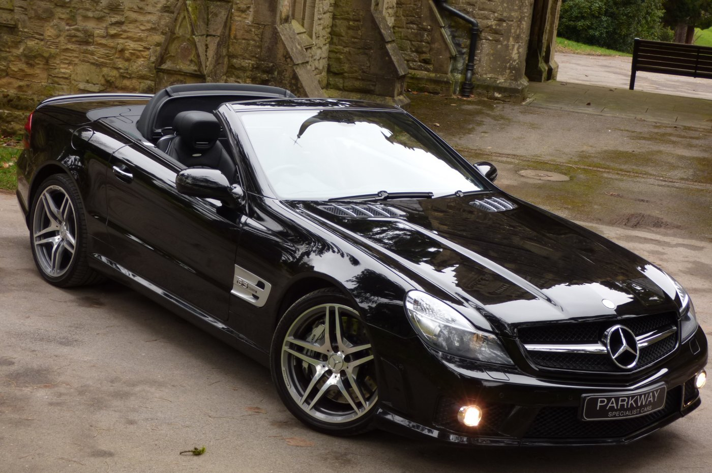 mercedes benz sl63 amg p30 performance pack. Black Bedroom Furniture Sets. Home Design Ideas