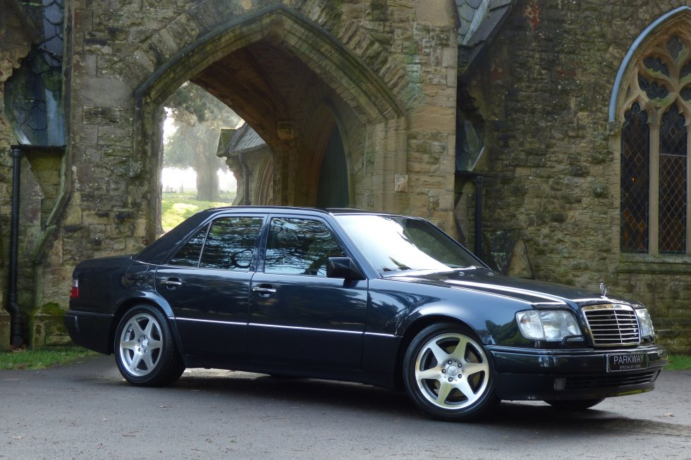 Mercedes E500 Limited - For Sale -