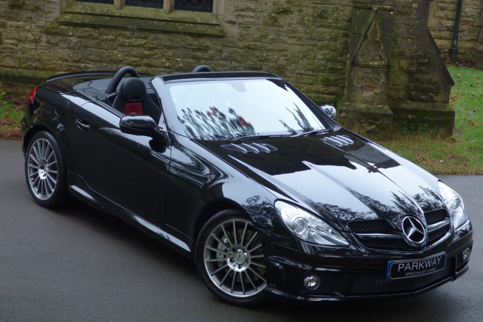 mercedes slk55 amg for sale. Black Bedroom Furniture Sets. Home Design Ideas